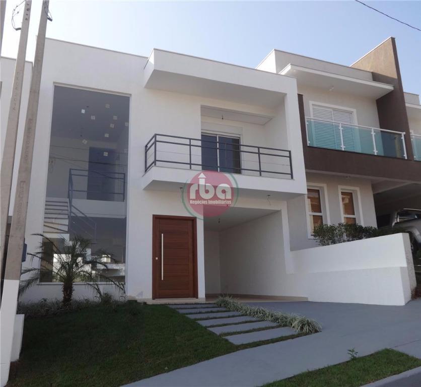 Casa 3 Dorm, Condominio Golden Park Residence Ii, Sorocaba (CA0204)