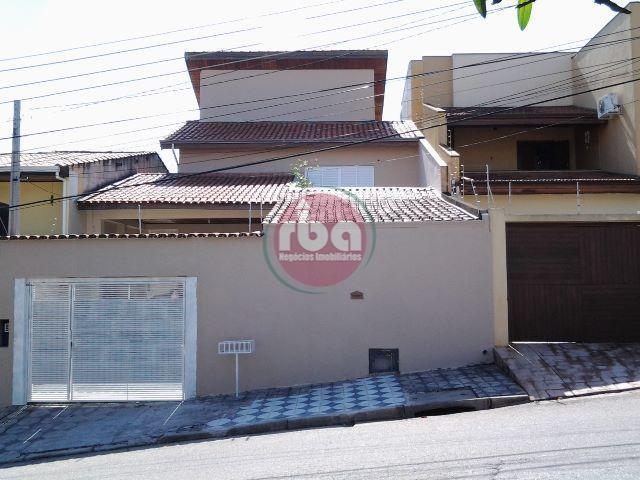 Casa 4 Dorm, Jardim Americano, Sorocaba (CA0208)