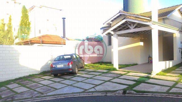 Casa 3 Dorm, Condomínio San Lorenzo, Sorocaba (CA0210)