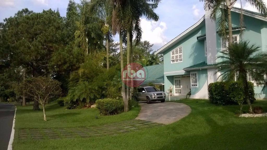 Casa 4 Dorm, Lago Azul Condomínio e Golfe Clube, Aracoiaba da Serra - Foto 2