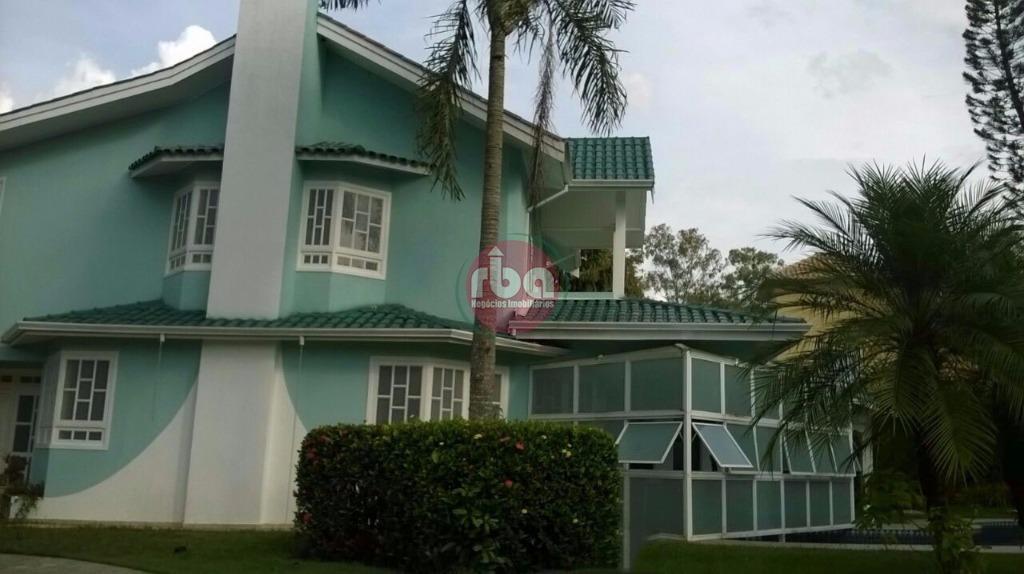Casa 4 Dorm, Lago Azul Condomínio e Golfe Clube, Aracoiaba da Serra - Foto 3