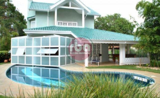 Casa 4 Dorm, Lago Azul Condomínio e Golfe Clube, Aracoiaba da Serra - Foto 4