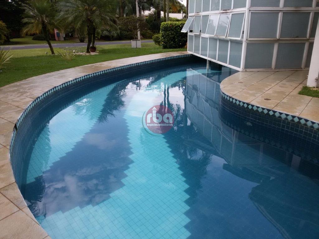 Casa 4 Dorm, Lago Azul Condomínio e Golfe Clube, Aracoiaba da Serra - Foto 5
