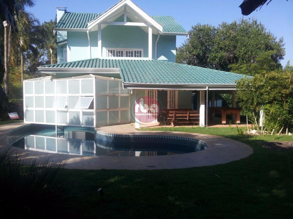 Casa 4 Dorm, Lago Azul Condomínio e Golfe Clube, Aracoiaba da Serra - Foto 20