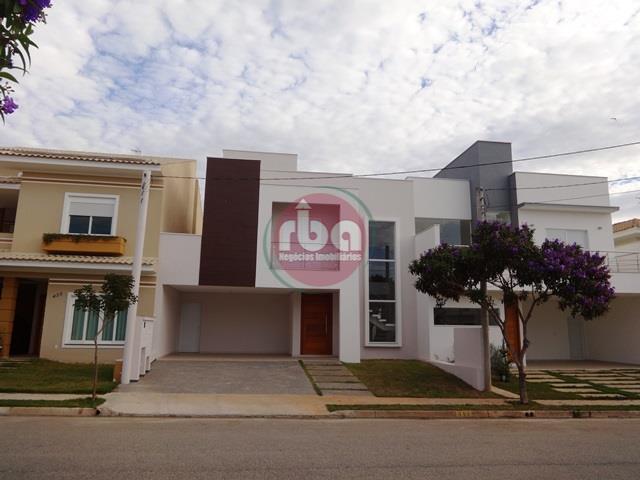 Casa 3 Dorm, Condomínio Ibiti Royal Park, Sorocaba (CA0229)