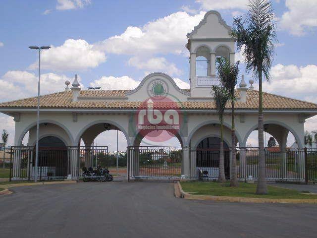 Terreno, Condomínio Ibiti Reserva, Sorocaba (TE0083)
