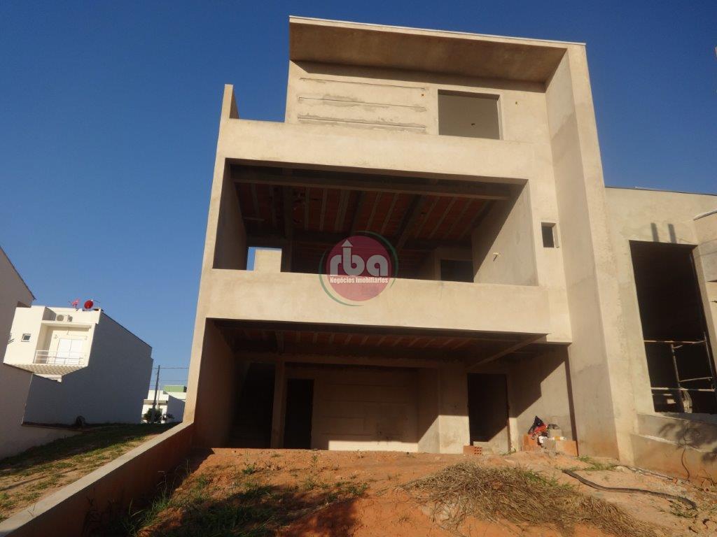 Casa 3 Dorm, Condominio Golden Park Residence Ii, Sorocaba (CA0230)