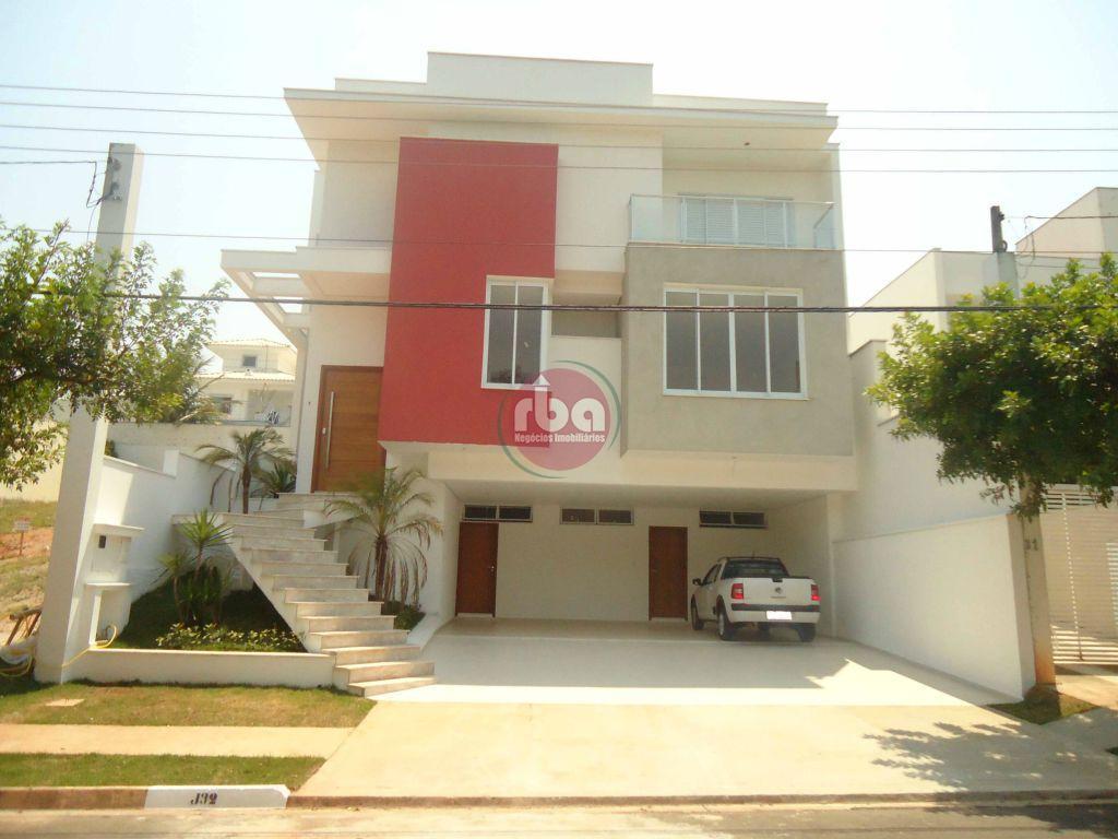 Casa 4 Dorm, Condomínio Lago da Boa Vista, Sorocaba (CA0242)