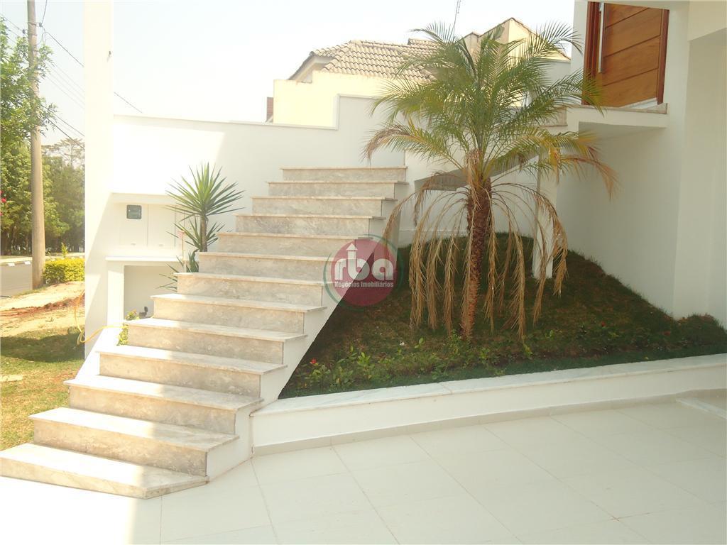 Casa 4 Dorm, Condomínio Lago da Boa Vista, Sorocaba (CA0242) - Foto 3