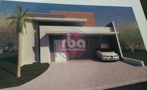 Casa 3 Dorm, Condomínio Golden Park Alfa, Sorocaba (CA0244)