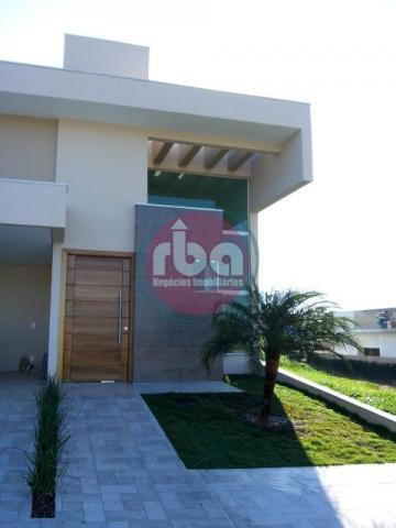 Casa 3 Dorm, Condomínio Campos do Conde, Sorocaba (CA0249) - Foto 2