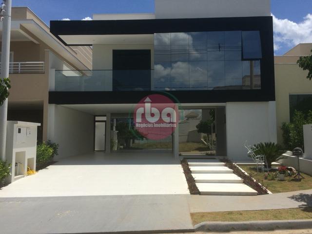 Casa 3 Dorm, Condomínio Ibiti Royal Park, Sorocaba (CA0250)