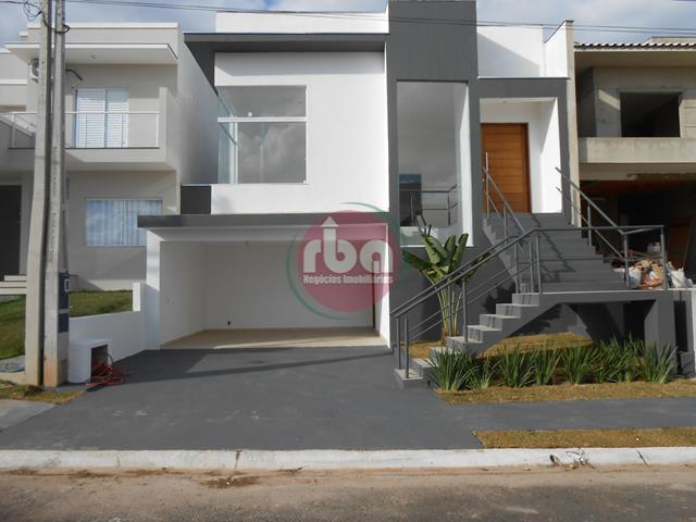 Casa 3 Dorm, Condomínio Portal da Primavera, Sorocaba (CA0252)