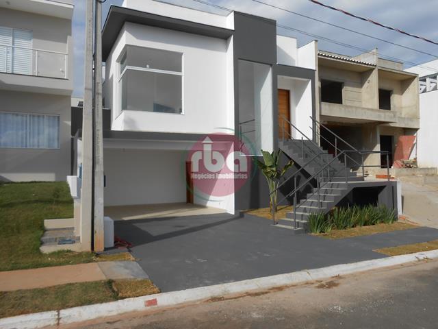 Casa 3 Dorm, Condomínio Portal da Primavera, Sorocaba (CA0252) - Foto 2