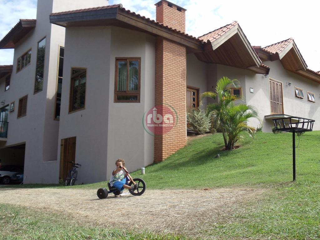 Casa 3 Dorm, Condomínio Portal do Sabiá, Aracoiaba da Serra (CA0275)