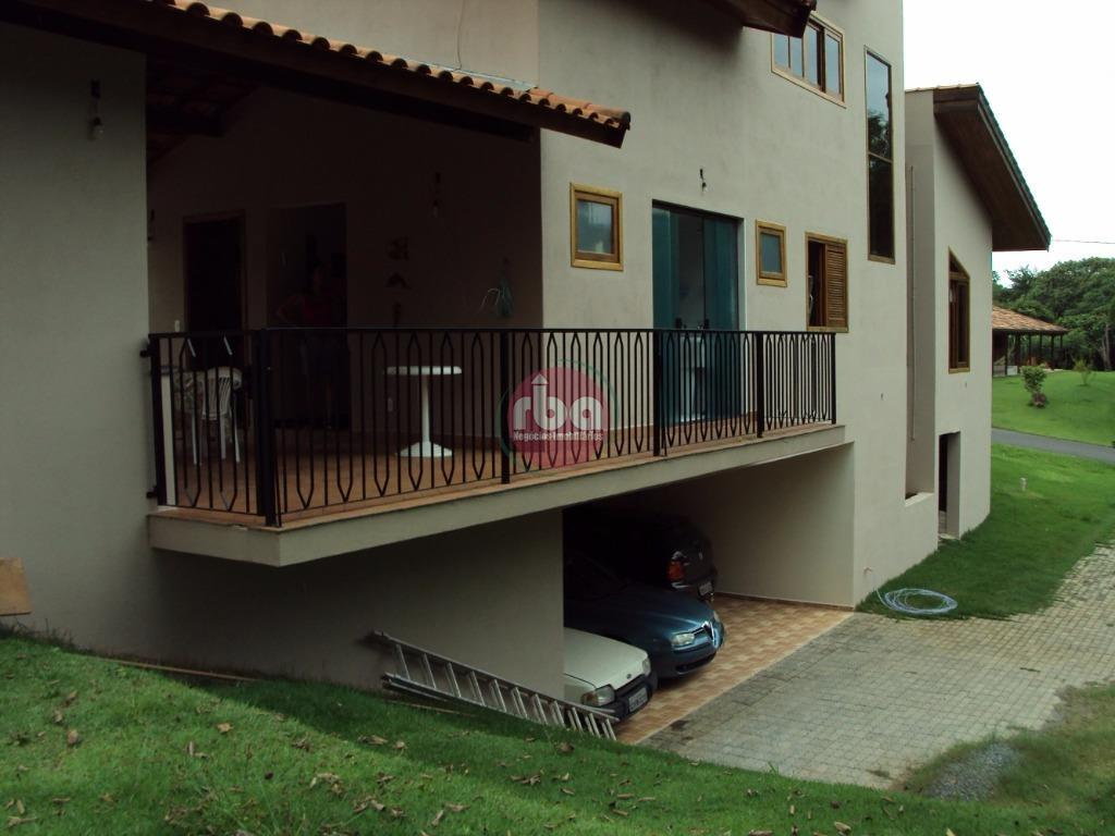 Casa 3 Dorm, Condomínio Portal do Sabiá, Aracoiaba da Serra (CA0275) - Foto 3
