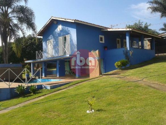 Casa 4 Dorm, Condomínio Aquarius, Aracoiaba da Serra (CA0277)