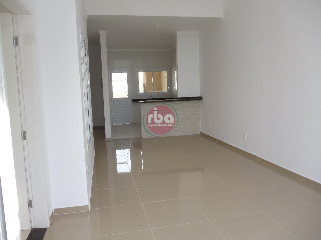 Casa 3 Dorm, Condomínio Horto Florestal Ii, Sorocaba (CA0288) - Foto 3
