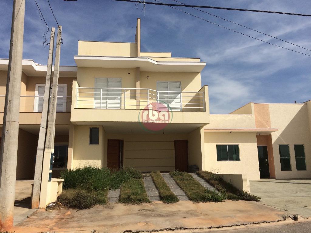 Casa 3 Dorm, Condomínio Horto Florestal Ii, Sorocaba (CA0290)