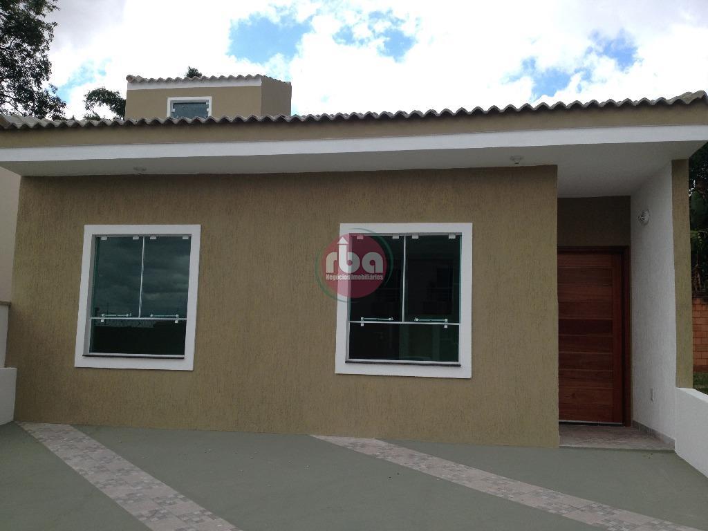 Casa 3 Dorm, Condomínio Horto Florestal I, Sorocaba (CA0300)