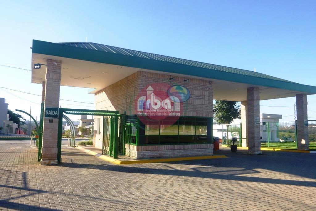 Terreno, Condomínio Campos do Conde, Sorocaba (TE0118)