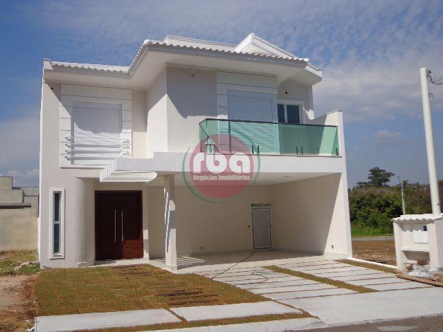 Casa 3 Dorm, Condomínio Via Réggio, Sorocaba (CA0328)