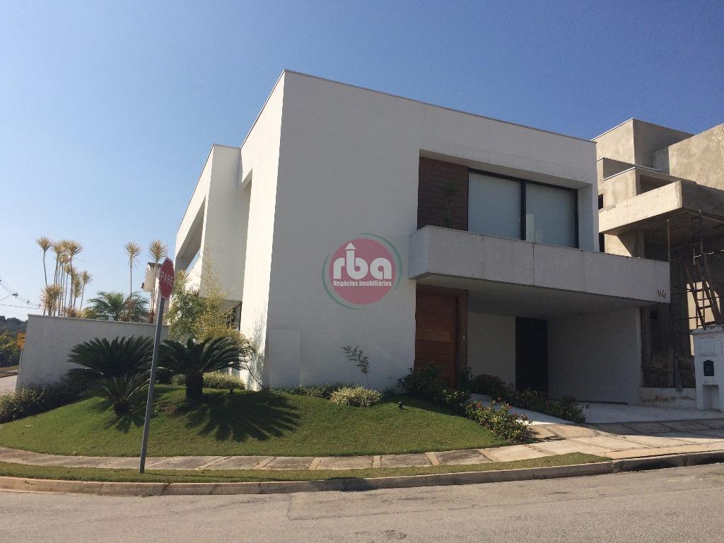 Casa 3 Dorm, Condomínio Colinas do Sol, Sorocaba (CA0331)