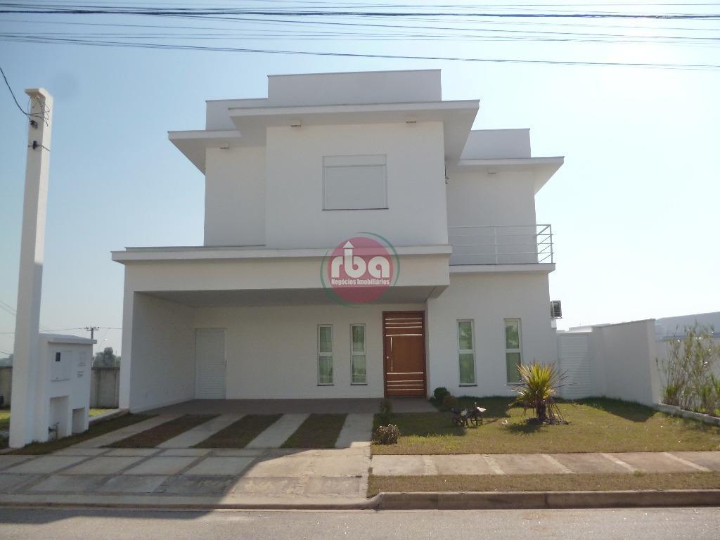 Casa 4 Dorm, Condomínio Colinas do Sol, Sorocaba (CA0104)