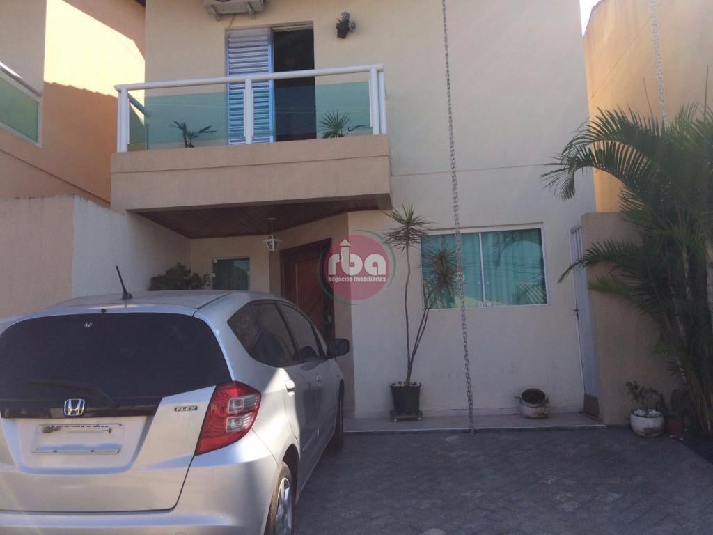 Casa 3 Dorm, Condomínio Residencial Bela Vista, Sorocaba (CA0334)