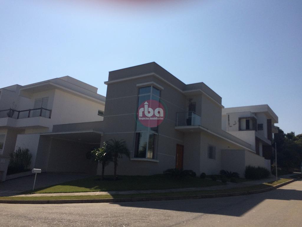 Casa 3 Dorm, Condomínio Colinas do Sol, Sorocaba (CA0337)