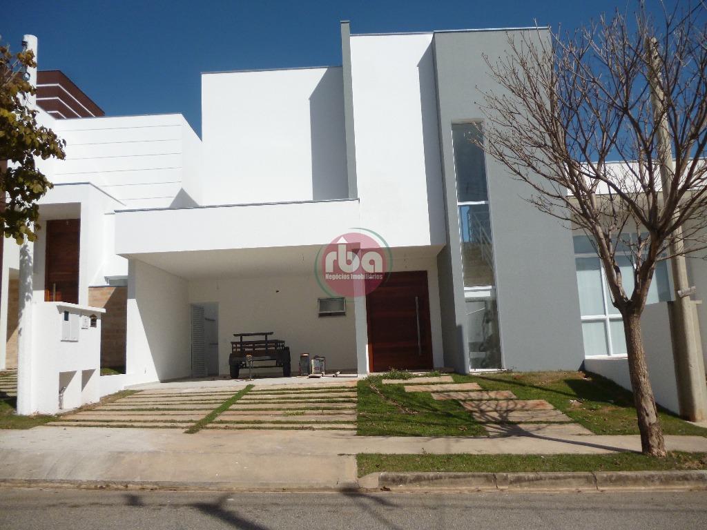 Casa 3 Dorm, Condomínio Ibiti Royal Park, Sorocaba (CA0206)