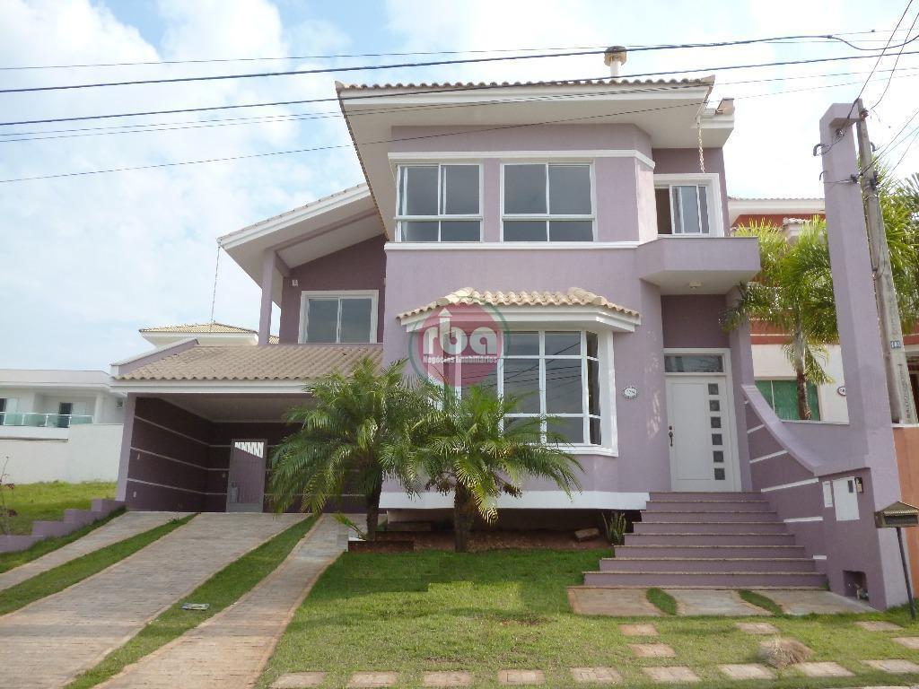 Casa 3 Dorm, Condomínio Ibiti do Paço, Sorocaba (CA0345)