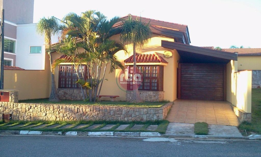 Casa 3 Dorm, Condomínio Ibiti do Paço, Sorocaba (CA0347)