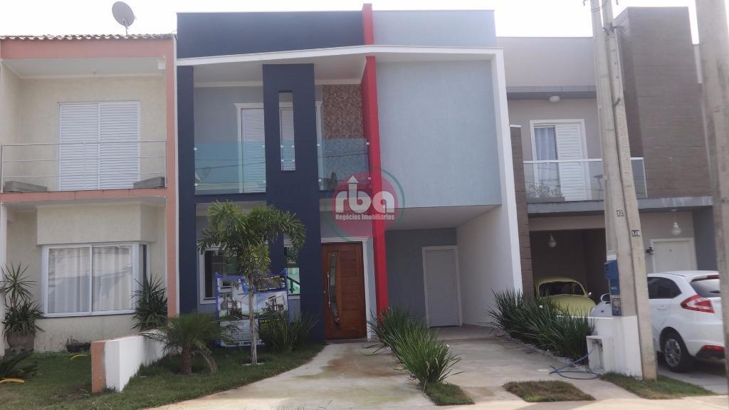 Casa 3 Dorm, Condomínio Horto Florestal I, Sorocaba (CA0158)