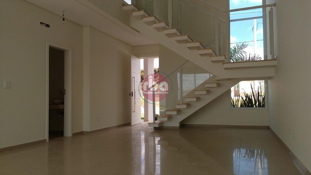 Casa 3 Dorm, Condomínio Campos do Conde, Sorocaba (CA0358) - Foto 2