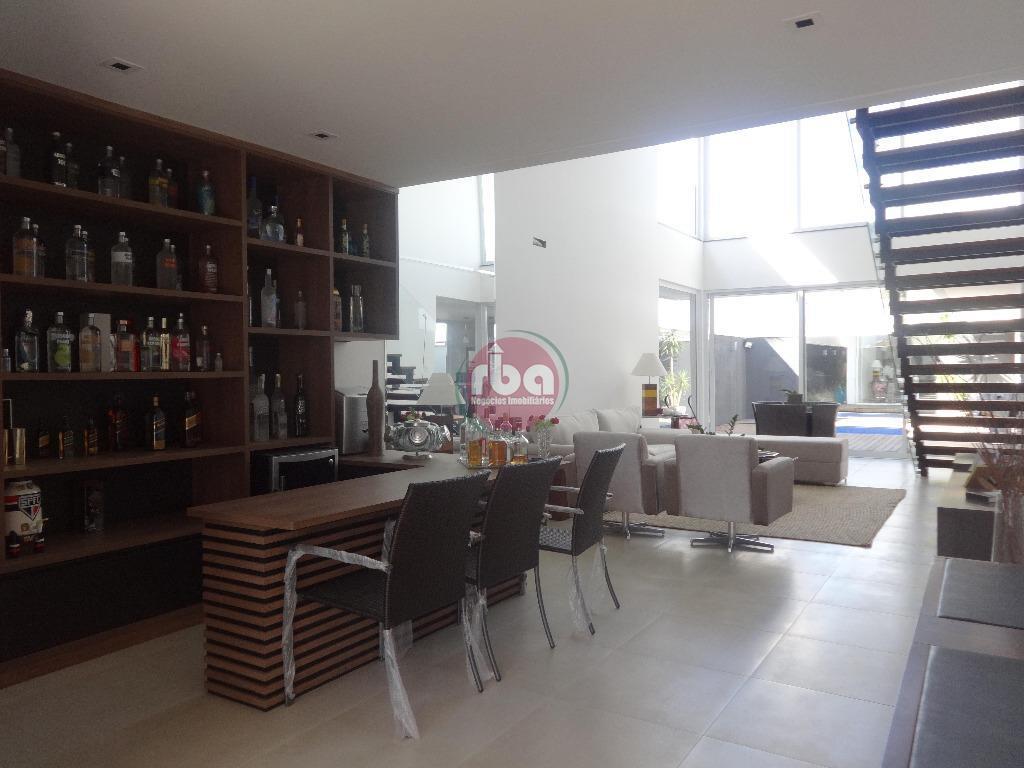 Casa 3 Dorm, Condomínio Mont Blanc, Sorocaba (CA0187) - Foto 2