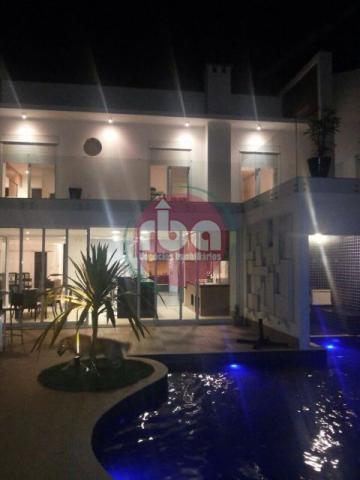 Casa 4 Dorm, Condomínio Lago da Boa Vista, Sorocaba (CA0369) - Foto 8