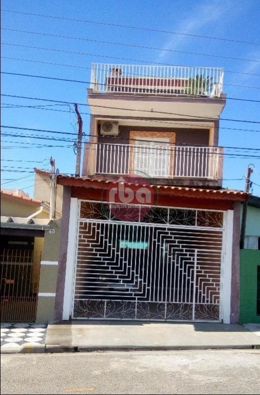 Casa 3 Dorm, Jardim dos Estados, Sorocaba (CA0379)