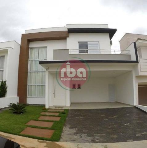 Casa 3 Dorm, Condomínio Ibiti Royal Park, Sorocaba (CA0381)