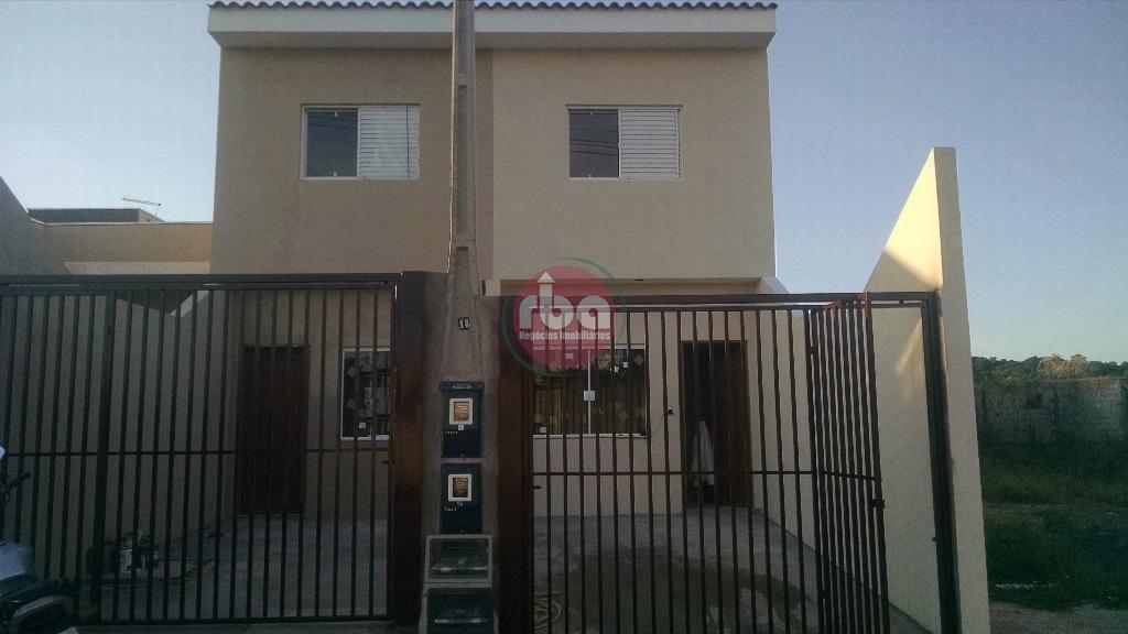 Casa 2 Dorm, Colina Santa Mônica, Votorantim (CA0382)