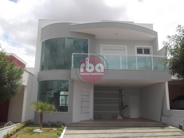 Casa 4 Dorm, Condomínio Golden Park Alfa, Sorocaba (CA0384)