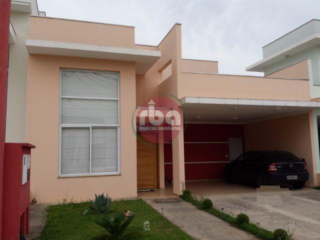 Casa 3 Dorm, Condomínio Ibiti Royal Park, Sorocaba (CA0399)