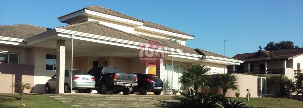 Casa 4 Dorm, Condomínio Portal do Sabiá, Aracoiaba da Serra (CA0402)