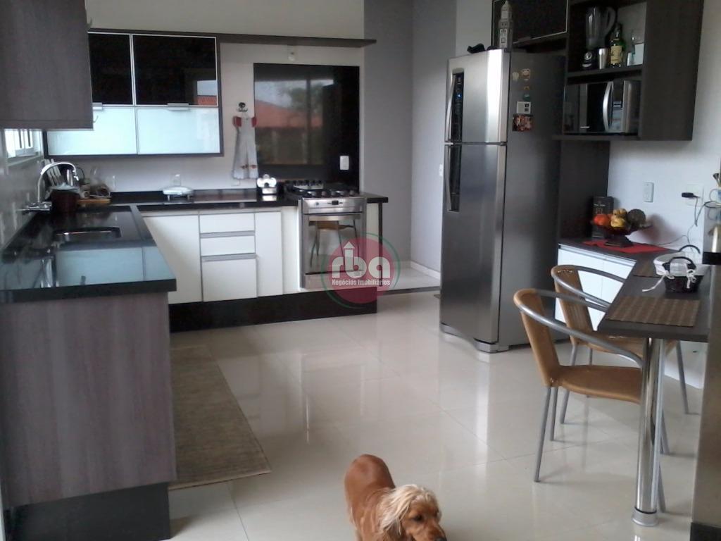 Casa 4 Dorm, Condomínio Portal do Sabiá, Aracoiaba da Serra (CA0402) - Foto 8