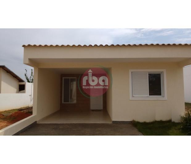 Casa 3 Dorm, Condominio Golden Park Residence Ii, Sorocaba (CA0404)