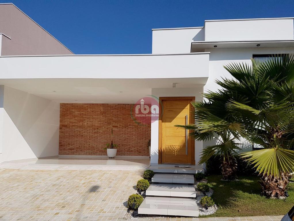 Casa 3 Dorm, Condomínio Belvedere Ii, Votorantim (CA0406)