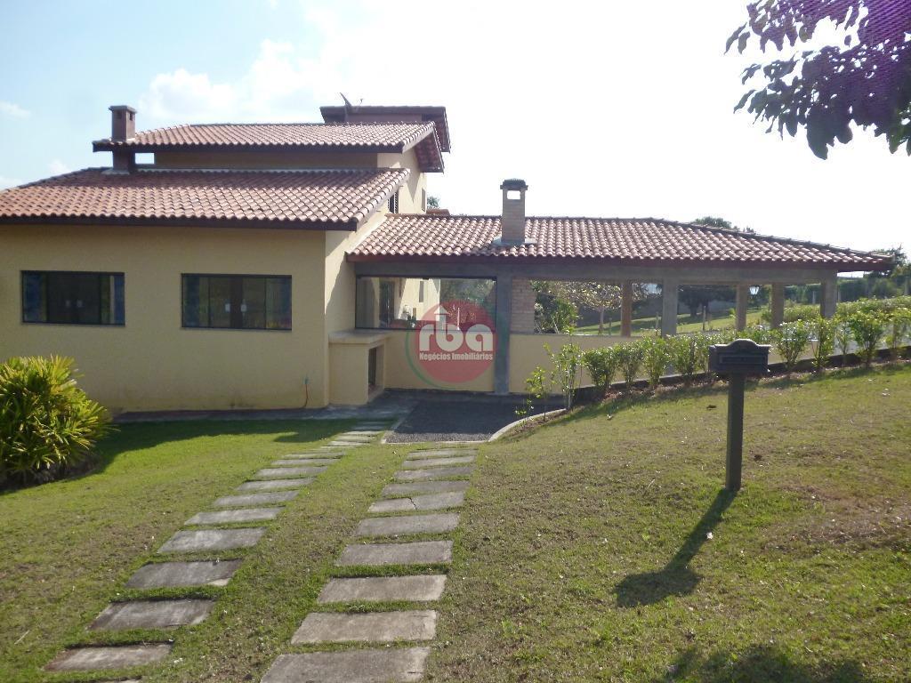 Casa 3 Dorm, Condomínio Vale do Lago, Sorocaba (CA0409) - Foto 2