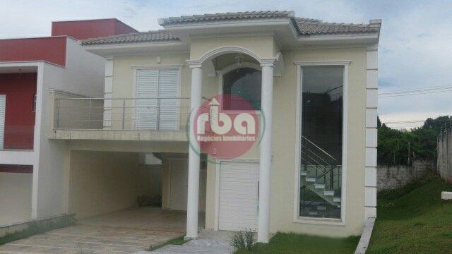 Casa 3 Dorm, Condomínio Via Réggio, Sorocaba (CA0421)