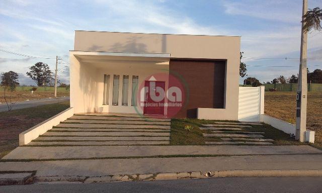 Casa 3 Dorm, Condomínio Campos do Conde, Sorocaba (CA0437)