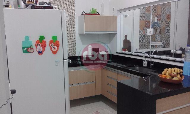 Casa 3 Dorm, Condomínio Campos do Conde, Sorocaba (CA0437) - Foto 4